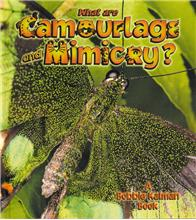 What are Camouflage and Mimicry? - PB