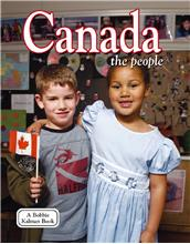 Canada - the people (revised, ed. 3) - PB