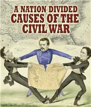 A Nation Divided: Causes of the Civil War-ebook